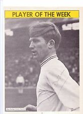ALAN DURBAN DERBY COUNTY 1963-1973 ORIGINAL HAND SIGNED PICTURE CUTTING
