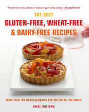 The Best Gluten-Free, Wheat-Free & Dairy-Free Recipes: More Than 100 Mouth-water