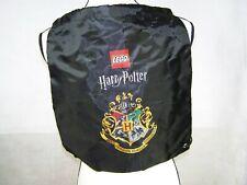 Lego Harry Potter Sling Bag Tote Black Hogwarts