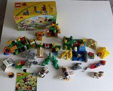 RIESIGES Lego DUPLO ZOO Set! 6156 + 5654 + 3095 VIELE TIERE + Figuren!
