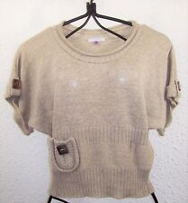 Joli PULL Femme Patrice BREAL, Taille S/M --- (PF_101)