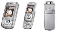 Samsung sgh-z400 Z 400 Slider cellulare B-Ware tasti telefono come nuovo senza SIM-lock