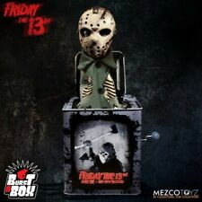 Nightmare on Elm Street Burst-a-box Carillon Freddy Krueger 36 cm Mezco
