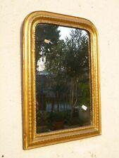 Splendida specchiera Dorata a FOGLIA ORO epoca '800 PRONTA 74x53 cm (28 ORIGINAL