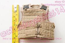 1/6 Scale DAMTOYS 78036 BRITISH ARMY- MINIMI GUNNER- combat body armour