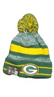 Green Bay Packers Winter Hat Authentic NFL SHIELD Team Headwear $30 Retail