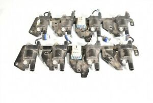 10-15 Camaro Ss Ignition Coils Pack W/ Brackets Wiring Harness Ls3 Oem Aa6684