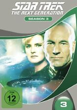 7 DVD-Box ° Star Trek - The Next Generation ° Staffel 3 komplett ° NEU & OVP