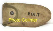 """Housse réglementaire pour culasse de rechange """" Bolt """" US Army - toile beige"""