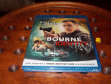The bourne identity  Blu-Ray ..... Nuovo