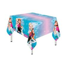 FROZEN PLASTIC PARTY TABLE COVER ANNA ELSA OLAF DISNEY NEW GIFT
