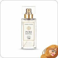FM World - FM 708 Parfum Femme - PURE ROYAL - 50 ml by Federico Mahora
