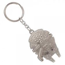 Star Wars Millennium Falcon Metal Keychain NEW IN STOCK