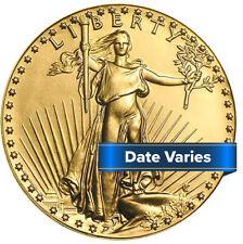 $10 American Gold Eagle 1/4 oz Random Year Scruffy