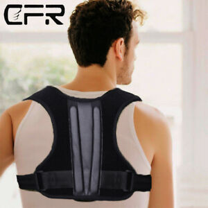 CFR Rückenstabilisator Haltungskorrektur Rückenbandage Rückenhalter Geradehalter