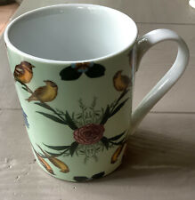 New listing Bird Lovers Coffee Mug By Pottery Barn -Euc