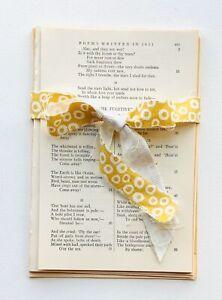 Vintage Paper Kit, Over 25 Vintage Book Pages,  Art Collage, Junk Journal, Cards