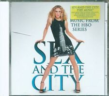Sex & The City Hbo Series - Tom Jones/Groove Armada/Moloko Cd Perfetto
