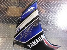 2013 09-13 Yamaha YZF-R1 YZF R1 OEM Right Mid Center Plastic Cowling Fairing