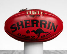 Football signed by Kevin Sheedy - Australian Rules Football player