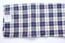 Tissu ancien, à carreaux , tissu Kelsh ancien, 130 cm x 60 cm, N°3