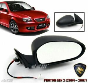 FOR PROTON PERSONA GEN-2 GEN2 04-12 MIRROR MIRRORS ELECTRIC 3 PIN RIGHT SIDE RHS