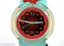 SWATCH POP original Swiss made PWZ106 quartz watch. New old stock