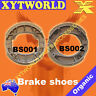FRONT REAR Brake Shoes for HONDA XR 75 K4 1975 1976 1977 1978