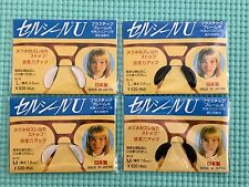 US Seller 4 Pairs Set Anti-Slip Silicone Nose Pad Sticker Glasses Made in Japan