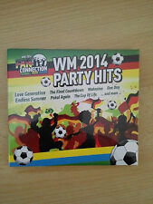 WM 2014 Party Hits CD Fan Connection Fußball Feste Feiern Weltmeister NEU & OVP