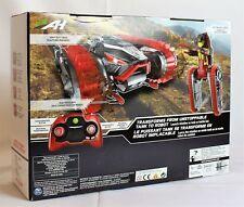 Air Hogs Robo Trax All Terrain Tank, Rc Vehicle With Robot Transformation
