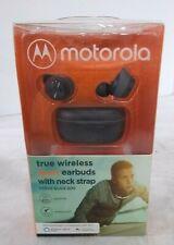 Motorola Verve Buds 200 True Wireless Bluetooth Sport Earbuds