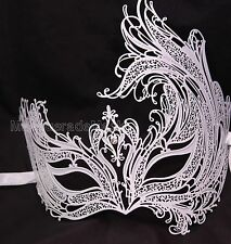 Black Swan metal Masquerade Ball eye mask school Costume Prom birthday Party