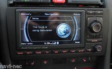 AUDI Navigation Plus RNS-E Radio A6 DVD GPS 4B0 035 192 P GPS MP3  MMI Navi