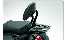 SUZUKI BOULEVARD C90T B.O.S.S BACKREST,  BACKREST MOUNT & RACK SET BLACK
