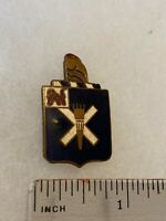 Authentic US Army 32nd Infantry Regiment DI DUI Unit Crest Insignia NH Japan