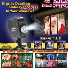 Halloween Xmas Wonderland Holiday Festival Window Projector Projection Light UK