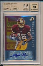 2012 Panini Contenders Alfred Morris Playoff Ticket Auto /99 BGS 9.5/10!!!