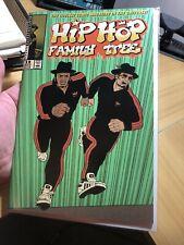 Hip Hop Family Tree Three Issue Lot Three In One, 10 & 12 Ed Pisko