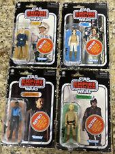 Star Wars Vintage Collection Retro Wave 2 Set LUKE HAN SOLO LEIA LANDO - In Hand