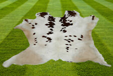 """B Grade Calfhide Rugs Area Cow Skin Leather Cowhide ULG 35835 (30"""" X 33"""" )"""