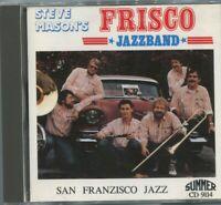 CD Steve Mason´s Frisco Jazzband: San Francisco Jazz (Summer)