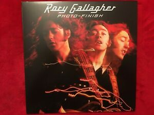 "RORY GALLAGHER  ""PHOTO-FINISH""  LP  2012  MUSIC ON VINYL  MOVLP624  GERMANY   NM"