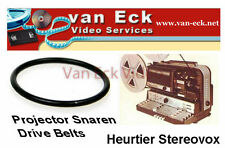 Heurtier Stereovox belt (motor) -New belt, replacing your broken or stretched be