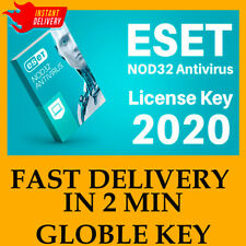 FAST DELIVERY ESET NOD32 Antivirus 2020 ✅ 1 PC 1 YEAR