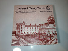 Nineteenth Century Nonets performed by The Bronx Arts Ensemble LP