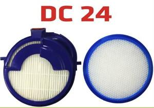 Quality Pre Post Motor Exhaust Filter for Dyson DC24 Uprights Part# 915928-12