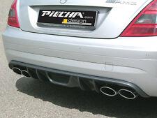 Piecha RS Heckdiffusor für Mercedes SLK R171 AMG / AMG Styling