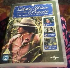 dvd little house on the prairie collection  disc 21 new sealed 2 hrs 24 mins