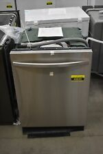 "Samsung Dw80R5061Us 24"" Stainless Fully Integrated Dishwasher Nob #49849 Hrt"